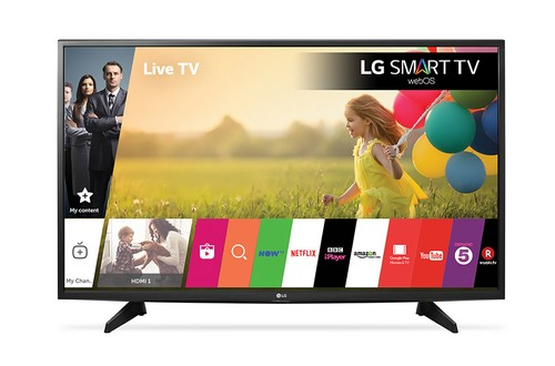 "GE) JVC 49"" LT-49N575 Smart Android : Smart Choice"
